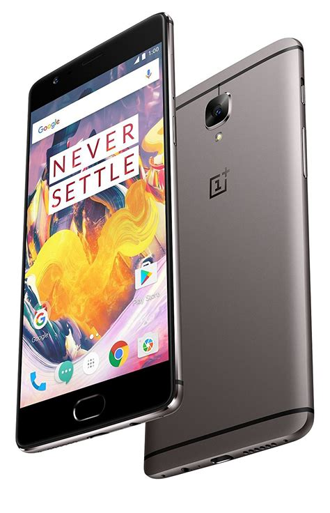 OnePlus 3T Gunmetal | Features, Specifications, Review and