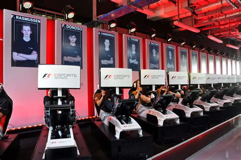 F1 Esports Series Returns for Second Season This Month