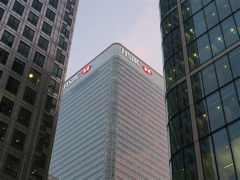 HSBC has a 3,000 person fintech innovation office in Blue