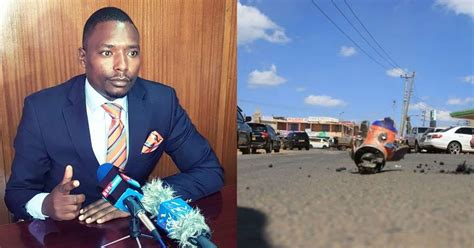 Mt Kenya youth leader condemns Murang'a chaos that left 2 dead