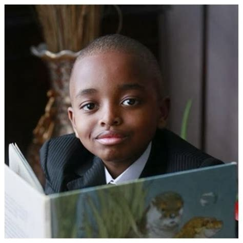 Joshua Beckford: 6 Year Old Attends Oxford | BlackDoctor
