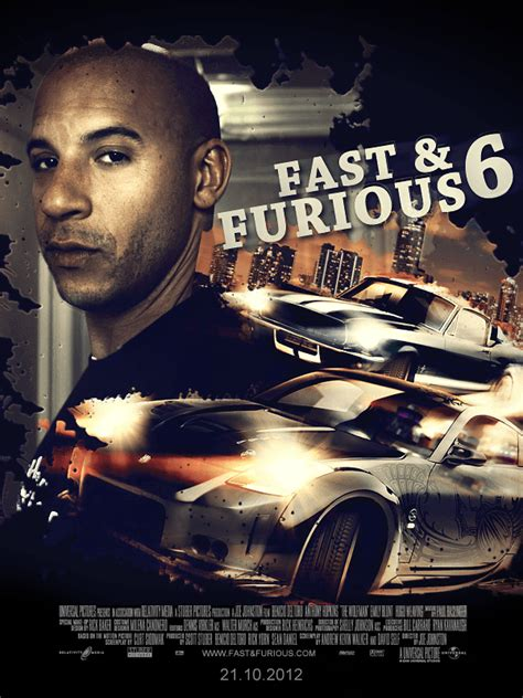 Fast & Furious 6 Review: Goes By Fast