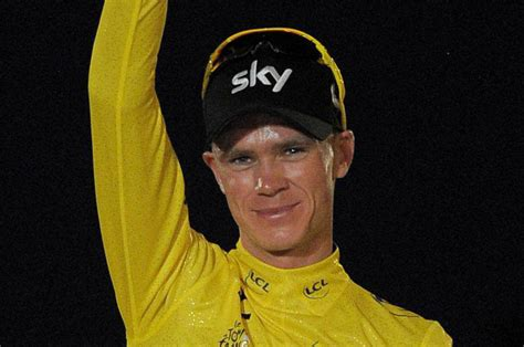 Chris Froome: I'll own tour - Daily Star