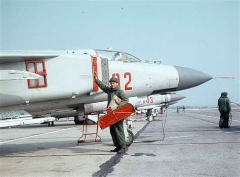 Hungarian MiG-23 with Grey color