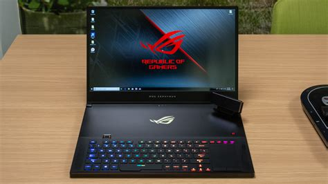 Asus ROG Zephyrus S GX701 hands-on review: Hugely