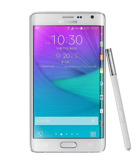 Samsung Galaxy Note 4 edge review and price