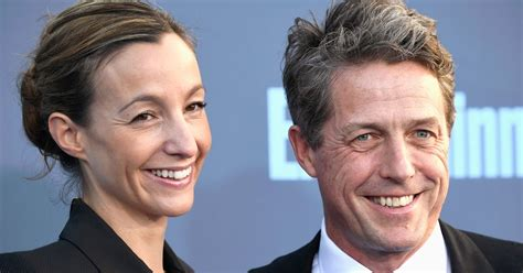 Hugh Grant opens up about married life with Anna Eberstein