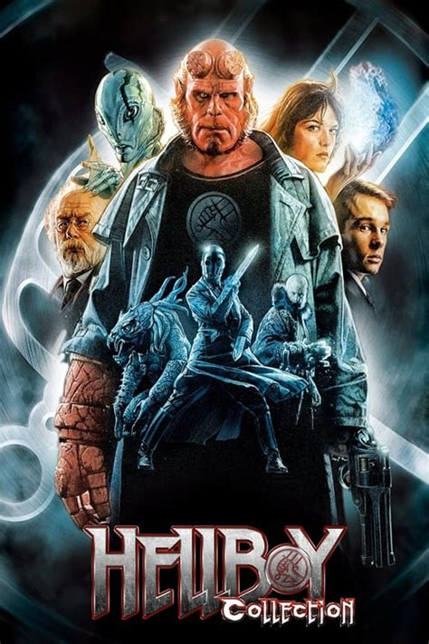 Hellboy Collection — The Movie Database (TMDb)