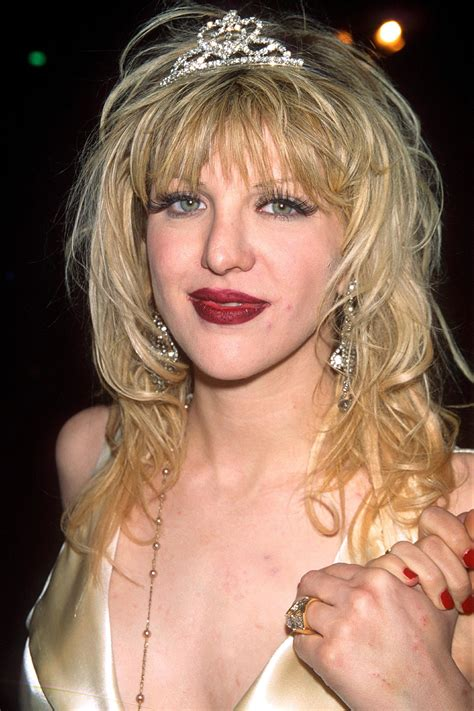 Celebrity 90s Beauty Icons - Courtney Love - Page 19