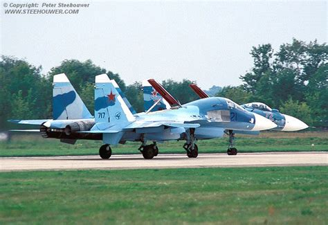 MILAVIA Aircraft - Sukhoi Su-33 Navy Flanker - Picture Gallery