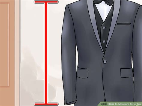 How to Measure for a Tux (with Pictures) - wikiHow