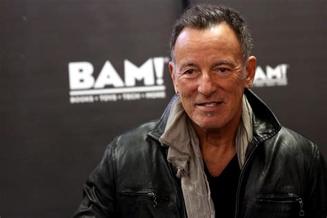 """Bruce Springsteen: """"Born To Run"""" Book Tour at Books-A"""