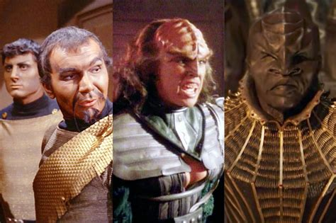 Star Trek Discovery: Why are the Klingons different