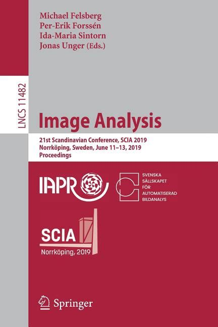 Image Analysis: 21st Scandinavian Conference, Scia 2019