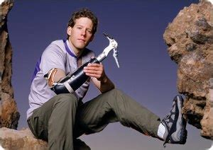 127 facts about Aron Ralston (ok, only 4, but they're good
