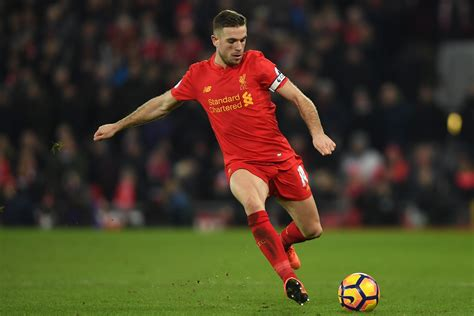 Liverpool's Jordan Henderson out of Leicester clash and