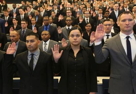 Swearing In of New NYPD Recruits - NYPD News