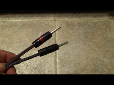 Audioquest X2 Stereo Speaker Cable - Is There A Difference