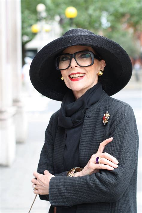 Gitte Lee : The Art of Personal Style   Advanced style