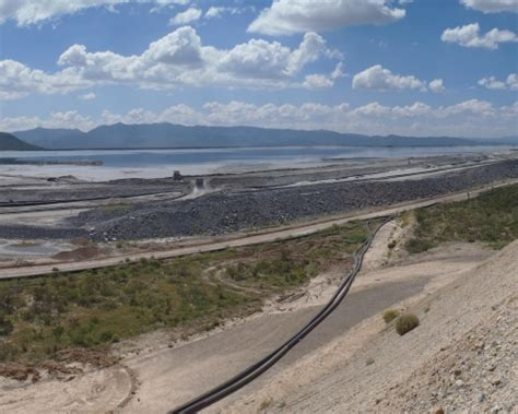 Newmont turning to software for Peñasquito TSF planning