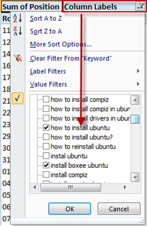[5 Steps] How To Make Ranking Charts With Excel Pivot