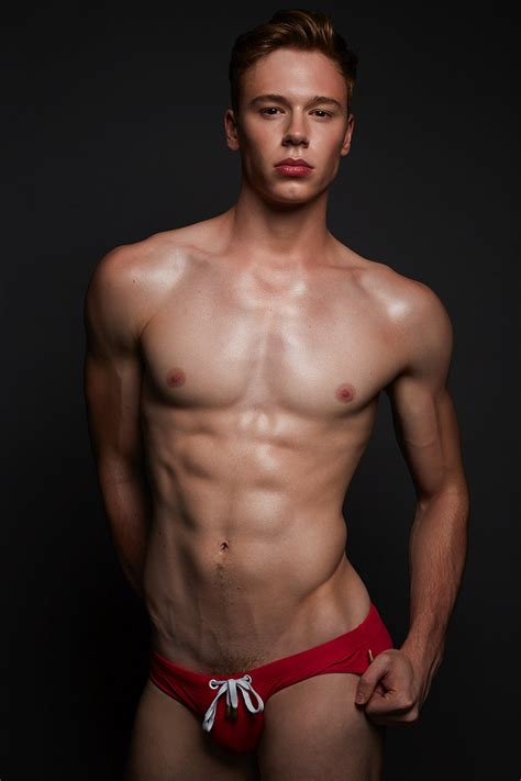 Joseph Young by Trent Pace - KALTBLUT Magazine