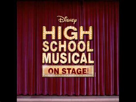 Auditions INSTRUMENTAL - Stage Song (High School Musical