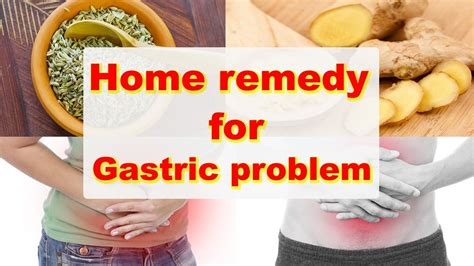 Gastric problem solution miracle home remedy - YouTube