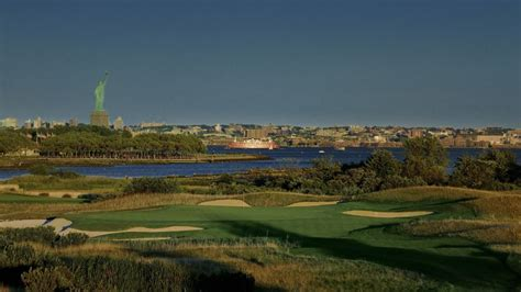 Watch Liberty National Golf Course used to be a toxic
