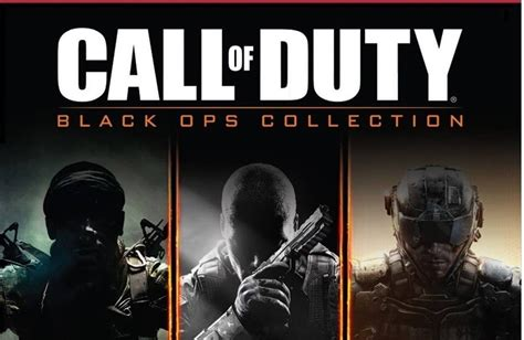 'Call of Duty: Black Ops Collection' available now for