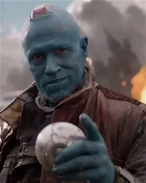 First Official Look at Michael Rooker's Yondu from