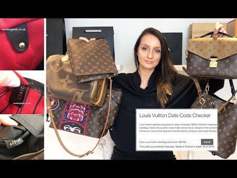 10 Tips To Tell If Your Vintage Louis Vuitton Bag Is Fake
