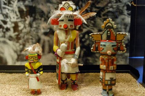 White Wolf : Traditional Hopi Kachina Dolls And Their