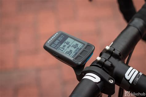 First Ride Review: Wahoo Elemnt Bolt