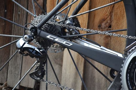 Colnago C60 Disc 50H PLWH | Builds | Nice Bike