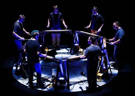 Mantra Percussion heading to Cleveland with 'Timber' work