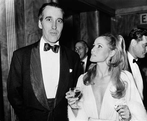 Sir Christopher Lee in pictures: Life and career of horror