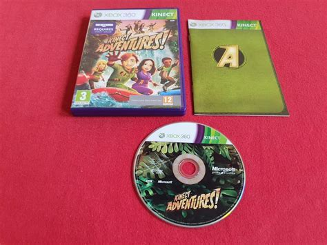 KINECT ADVENTURES till Xbox 360 (404288531) ᐈ game-world