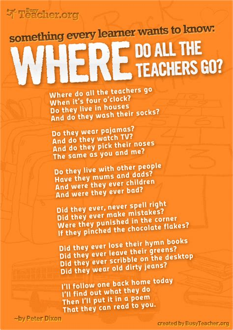 Every Learner Wants To Know — Where Do All The Teachers Go?