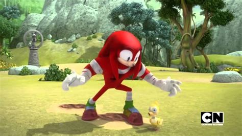Sonic Boom Knuckles - The Field of Baby Ducks - YouTube