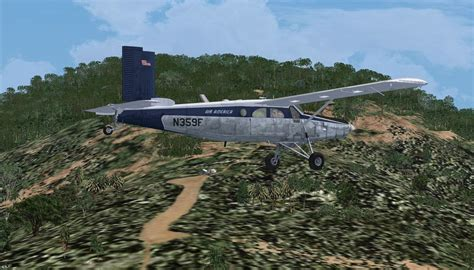 Air America In Laos - Vietnam War Project Scenery for FSX