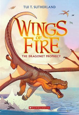 Wings of Fire: The Dragonet Prophecy - Tui T Sutherland