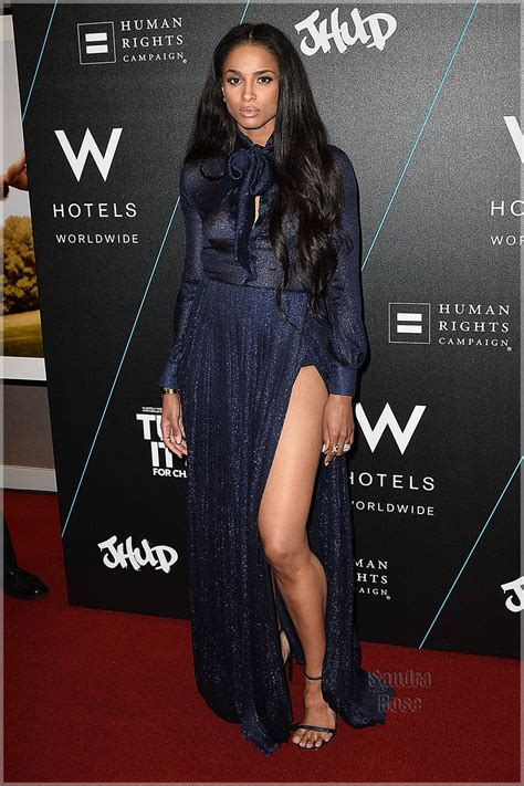 Celebs Out & About: Ciara, Shad Moss, Erica Mena