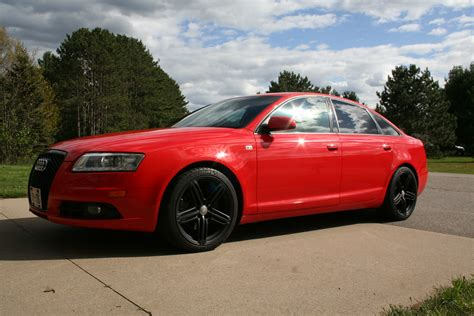 Audi A6 2006 C6 A6 for sale Misano red $7000