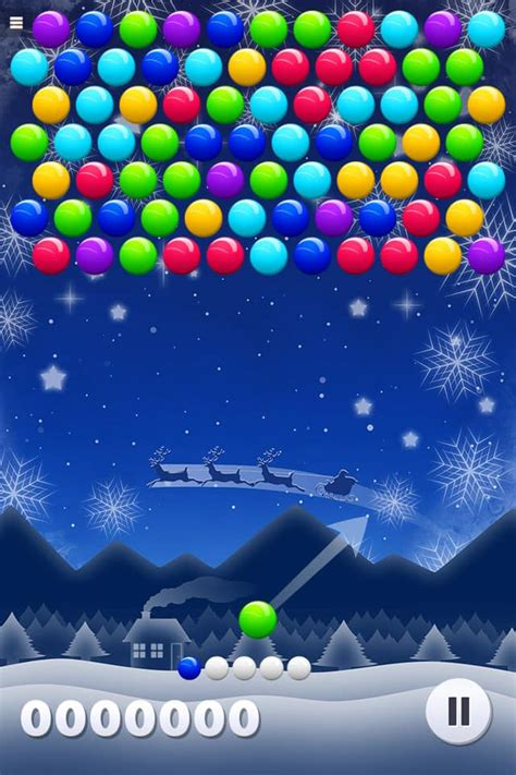 Smarty Bubbles Xmas Edition spil - FunnyGames