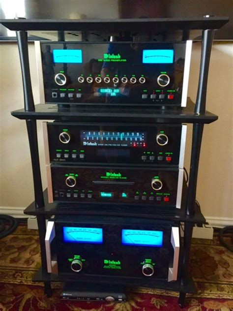 McIntosh Labs - Complete System For Sale - US Audio Mart