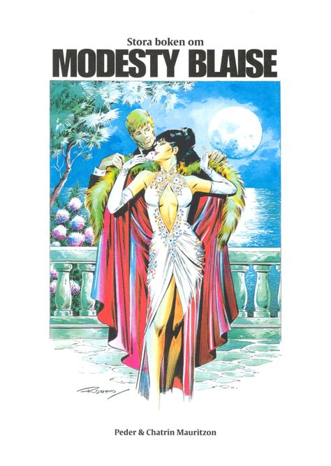 Modesty Blaise books | Homepage of Lars Lind Nilsson