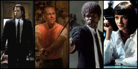 Pulp Fiction Cast & Character Guide   Screen Rant
