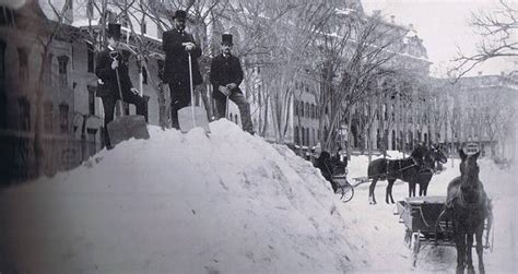 The Great Blizzard Of 1888 Was So Devastating That We're