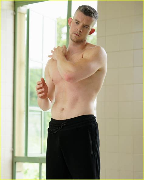 Russell Tovey Set To Make Sexy Debut On ABC's 'Quantico
